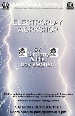 Electro Play Workshop