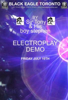 Electro Play demo