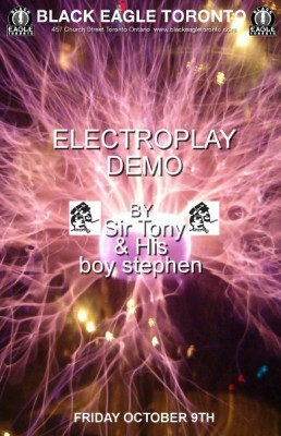Electroplay demo