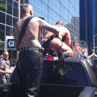 Toronto Pride - July 3, 2010 (photo: LeatherSIRCanada)
