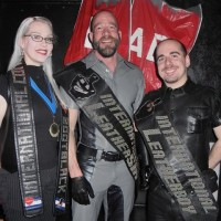 Eastern Canada LeatherSIR / Leatherboy 2012 Contest (photo: JJ Deogracias for leatherati.com)