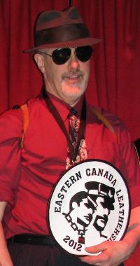 Thug Rocco, Eastern Canada LeatherSIR 2012