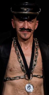 Master R, Eastern Canada LeatherSIR 2013