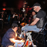 Central `LeatherSIR / Leatherboy / Community Bootblack 2014 Weekend (photo: JJ Deogracious for leatherati.com)